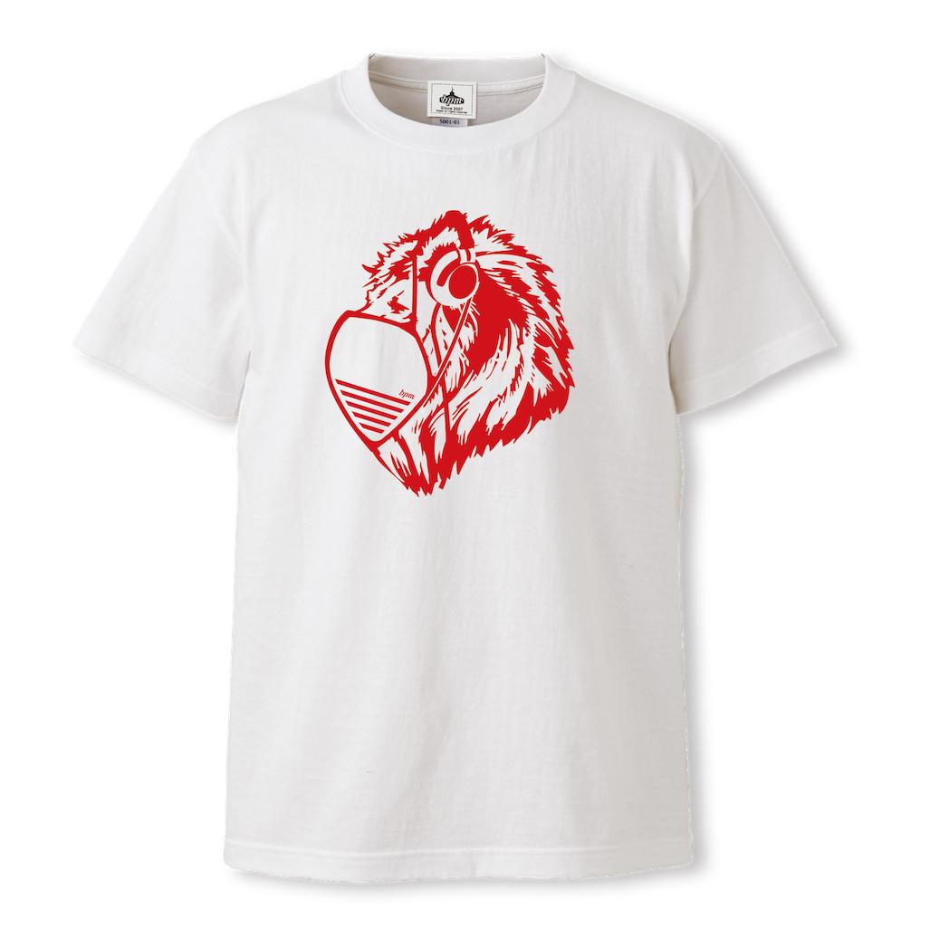 レオTシャツ Care edition
