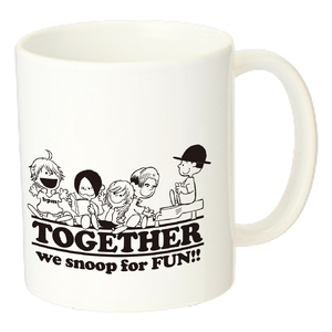 TOGETHERマグカップ