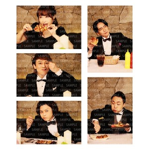 「Bon Appetit!」公演ブロマイドbpmセットD